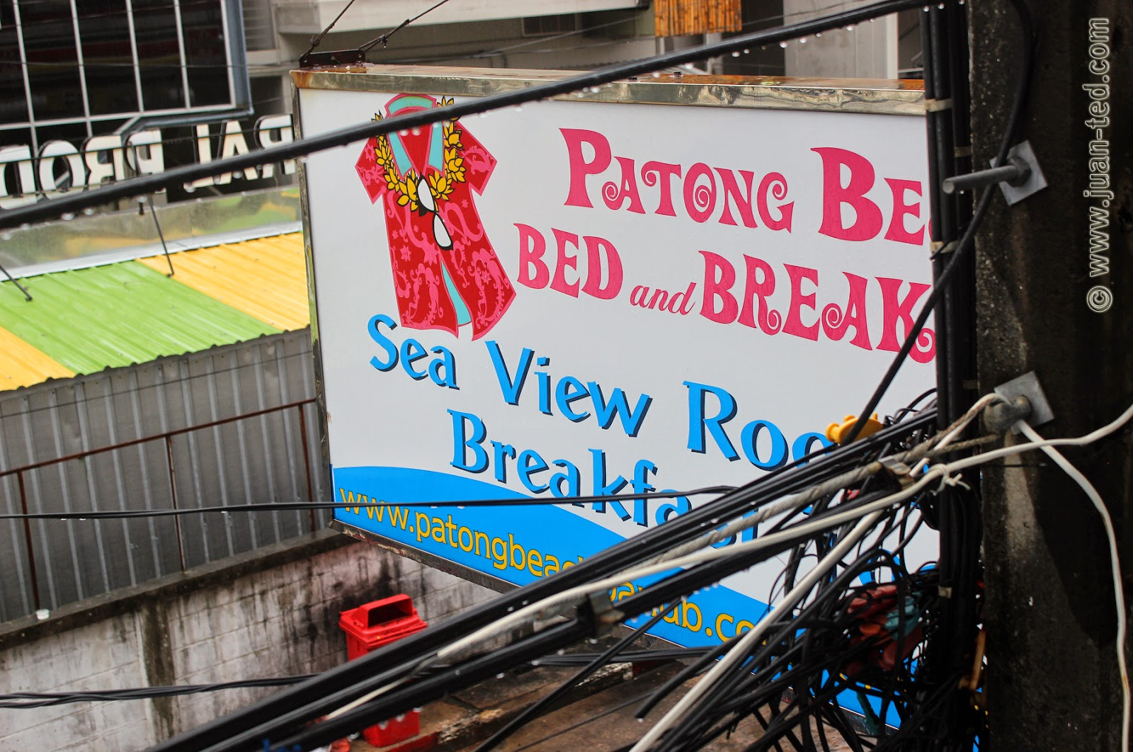 Let The Images Do Talking Et Island Hotel Accommodation Patong Beach Bed Breakfast Southern Thailand