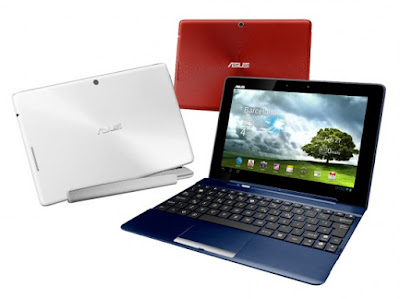 Asus Transformer Pad TF300T Specifications - Inetversal