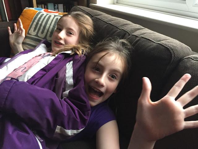 Steph's Two Girls Siblings October 2016