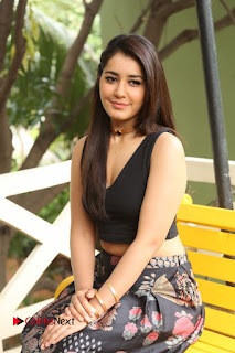 Actress Rashi Khanna Pictures at Hyper Movie Interview 0278