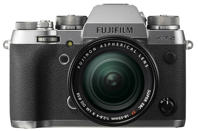 Fujifilm X-T2 - one of the best mirrorless cameras in 2017