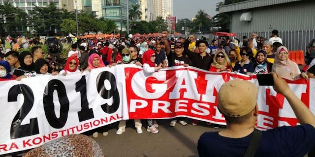 PKS Klaim Warganet Penyuka Tagar #2019GantiPresiden Capai 257 Juta