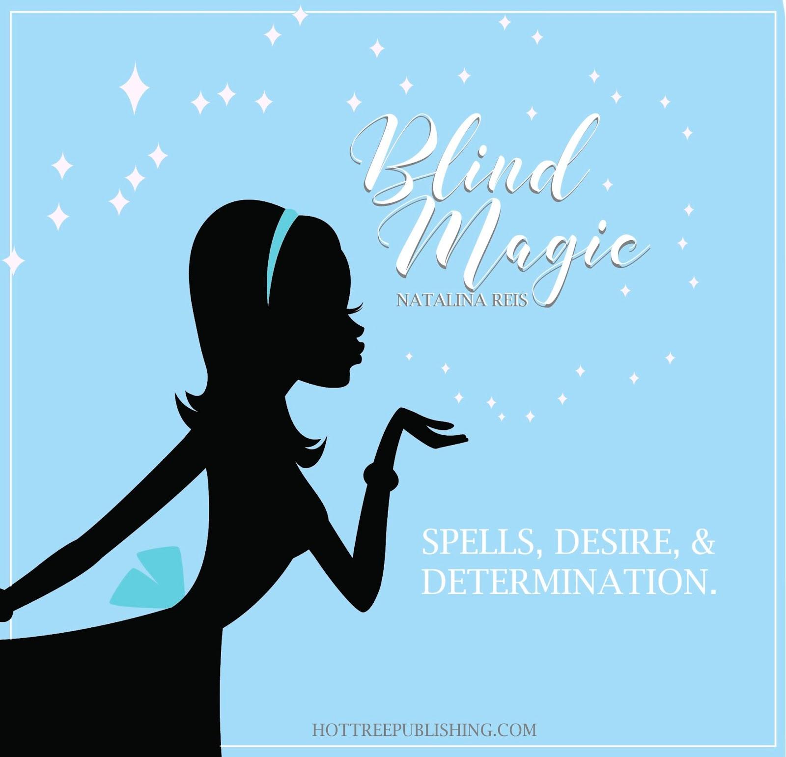 Books,Dreams,Life : Blind Magic Cover Reveal