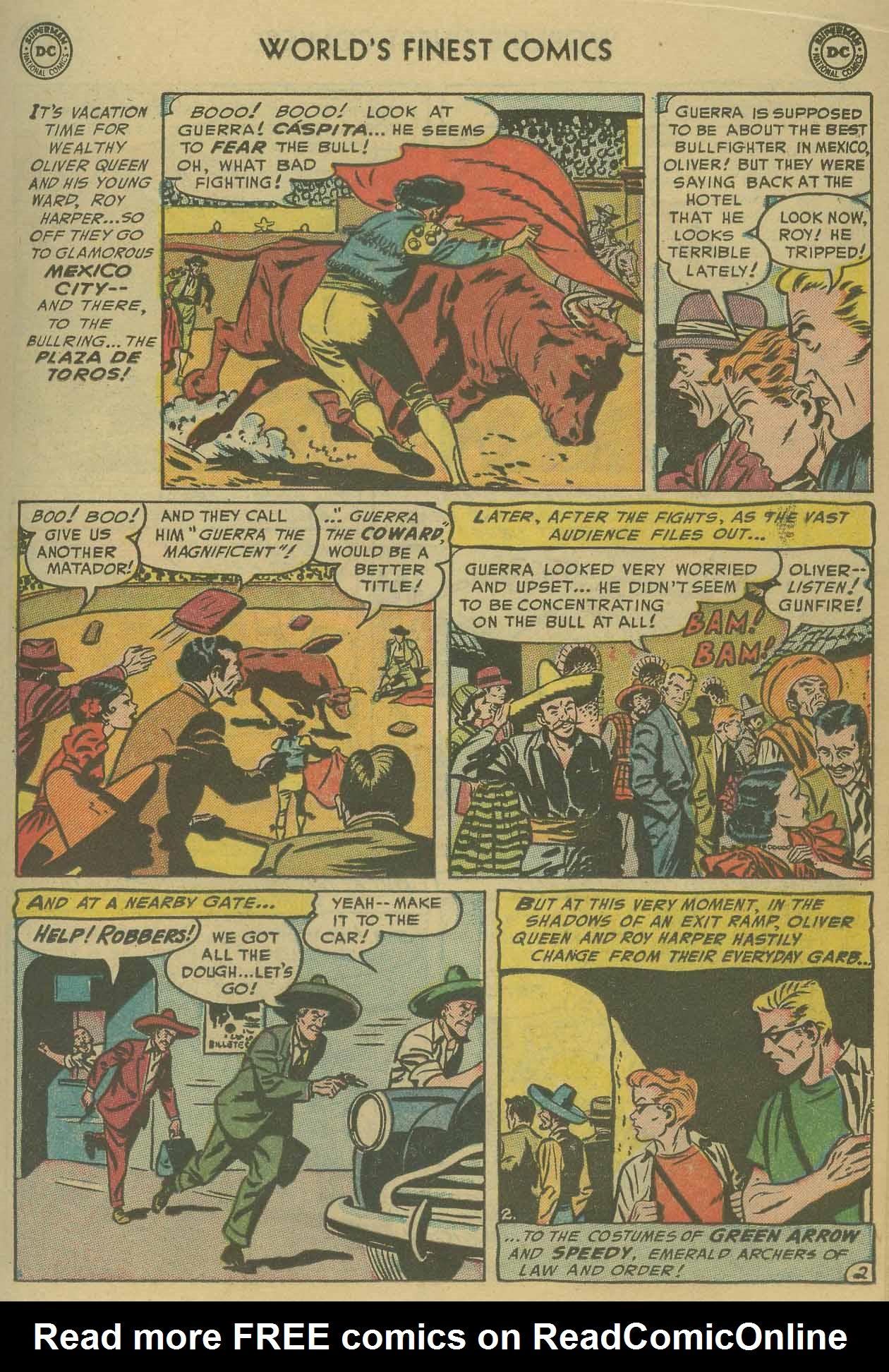 Read online World's Finest Comics comic -  Issue #69 - 29