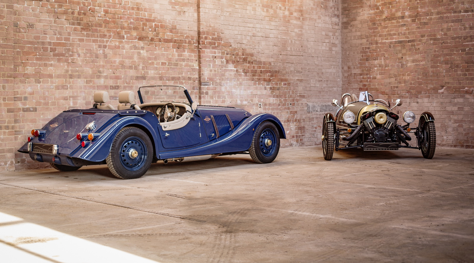 Morgan 4-4 80th Anniversary 2016