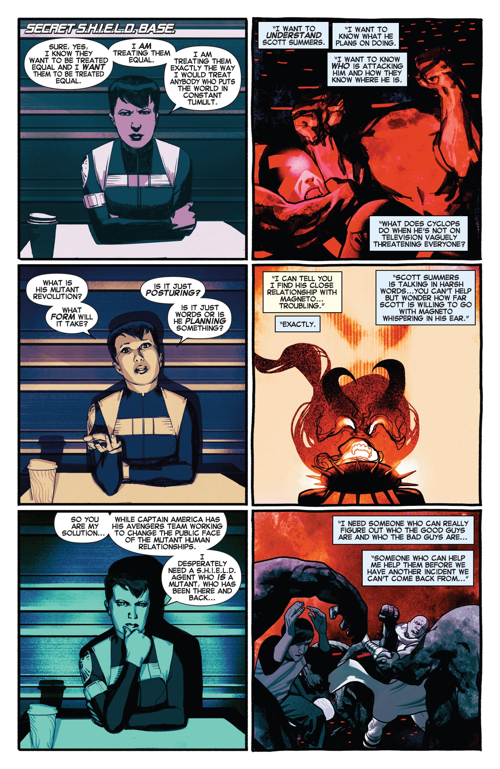 Read online Uncanny X-Men (2013) comic -  Issue # _TPB 2 - Broken - 19