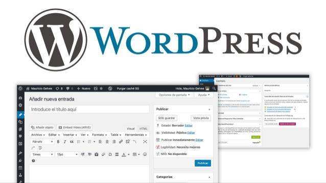 Aprender wordpress con este curso gratuito de más de tres horas