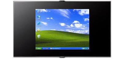 Cara Menghubungkan Laptop Ke TV LCD Dengan Kabel HDMI