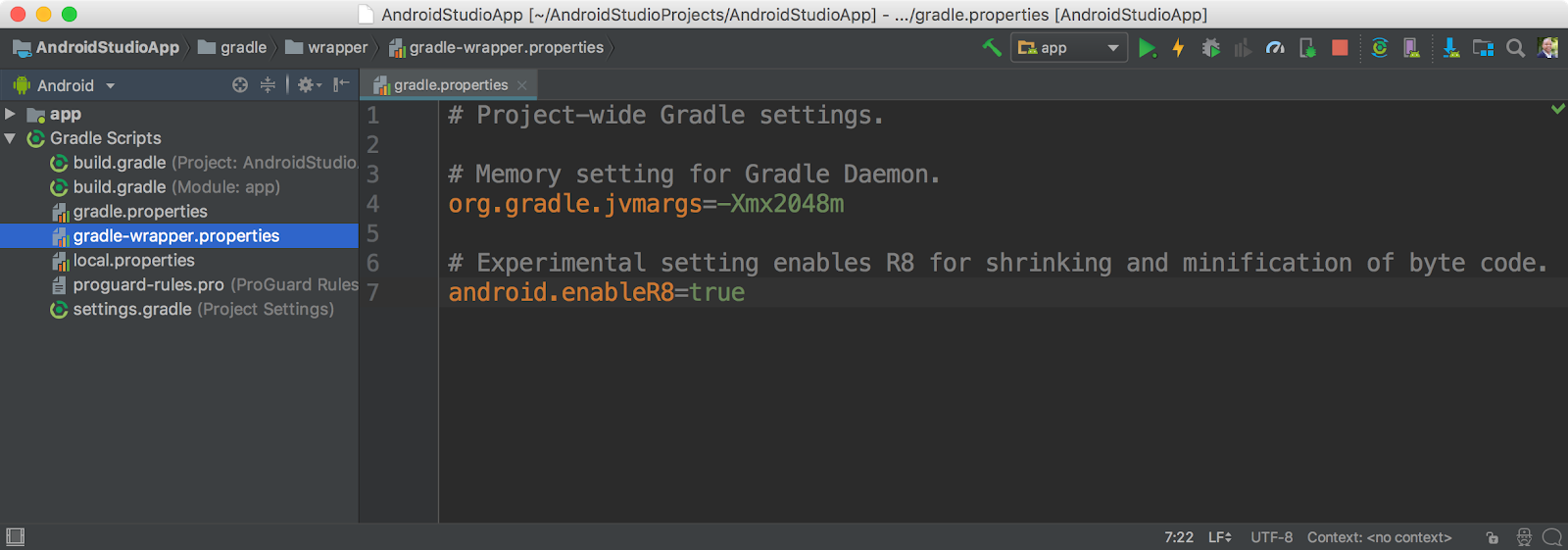 - r8 feature - Android Developers Blog: Android Studio 3.2 Canary