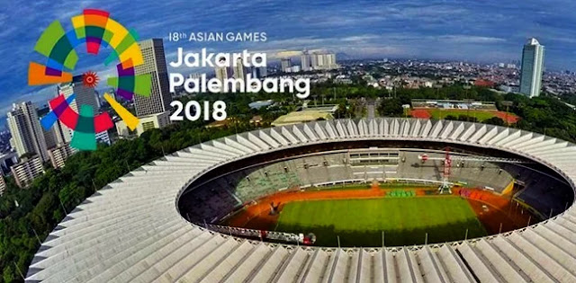 Total Dana untuk Asian Games Jakarta-Palembang Mencapai 23,9 Triliun