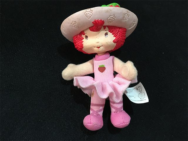 boneca Moranguinho Bailarina do McDonalds