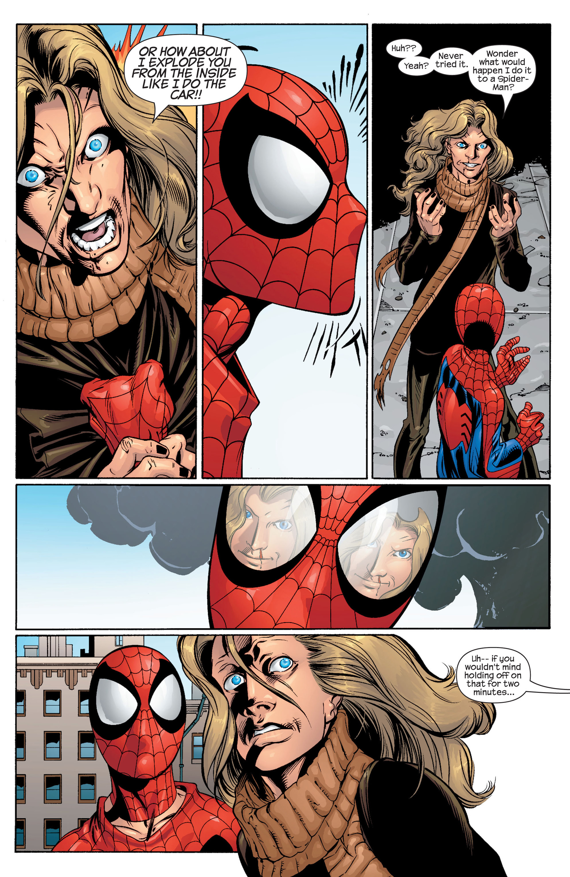 Read online Ultimate Spider-Man (2000) comic -  Issue #42 - 20