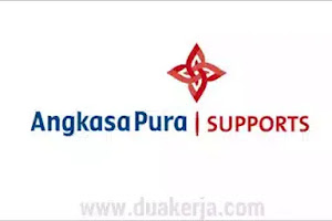Rekrutmen Pegawai PT Angkasa Pura Supports untuk SMA/SMK