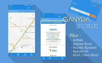 Share MOD Gojek Driver Versi Terbaru Untuk HP Root & NonRoot By Ganyda