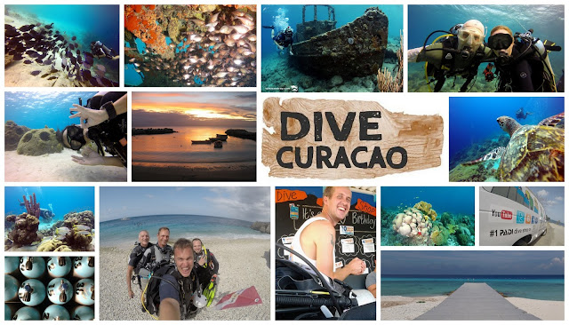 Dive the best of Curacao