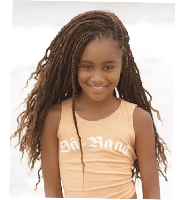 Easy African American Hairstyles For Kids Picture