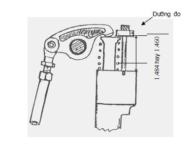 Phương pháp đặt bơm cao áp và vòi phun kết hợp lên động cơ