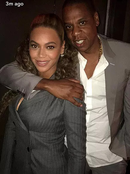 Queen Beyoncé and Jay Z in Hands of Stone premiere in NYC with Usher and Robert De Niro