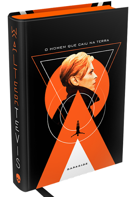 DarkSide Books The man who fell to earth