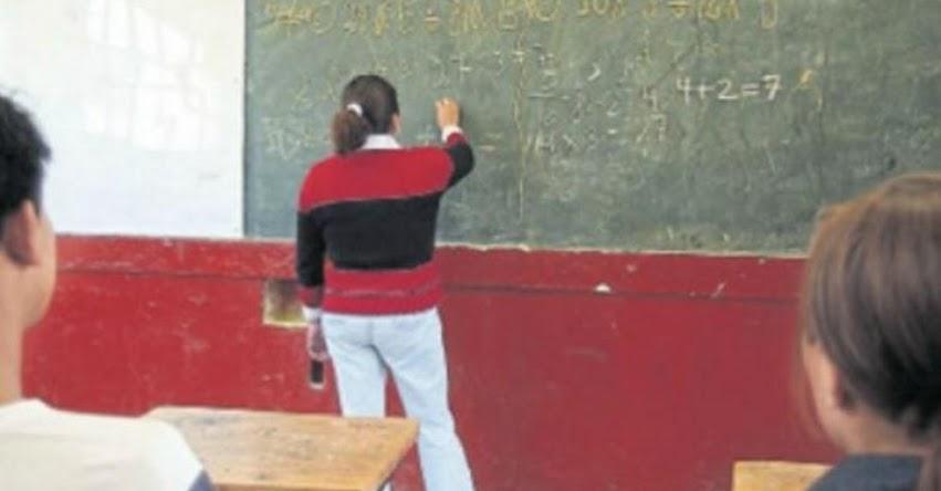 La profesión docente atrae menos a jóvenes talentosos, según el Banco Interamericano de Desarrollo - BID