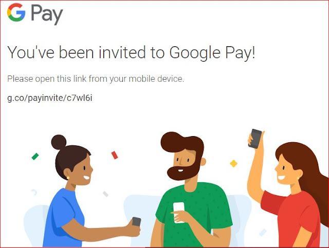 Google पे (Tez) ऐप लूट पर refer 151 रुपये का देता है