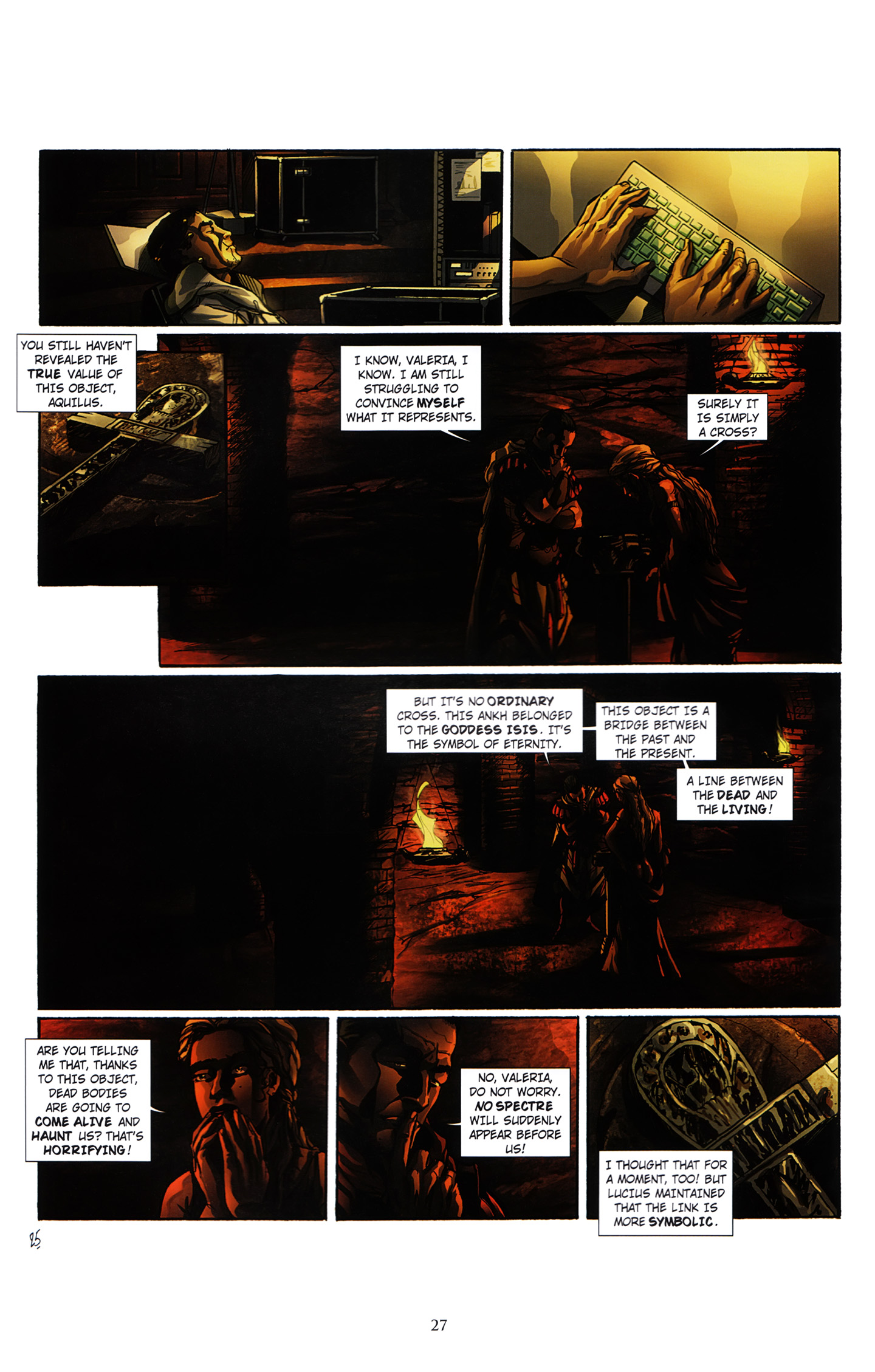 Read online Assassin's Creed (2012) comic -  Issue #3 - 31