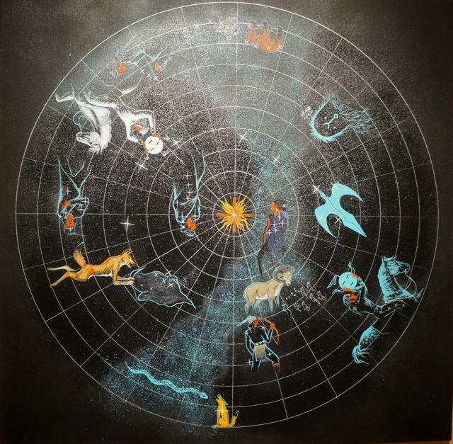 navajo astronomy scorpion - photo #28