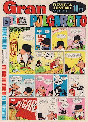 Don Polillo, Gran Pulgarcito nº4 (16 de febrero de 1969)