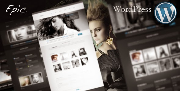 Epic V 1.5 Premium WordPress Theme