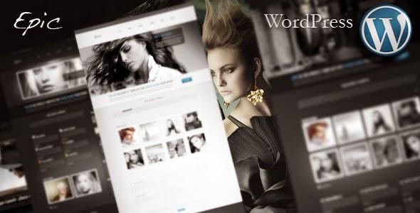Epic V 1.5 Premium WordPress Theme