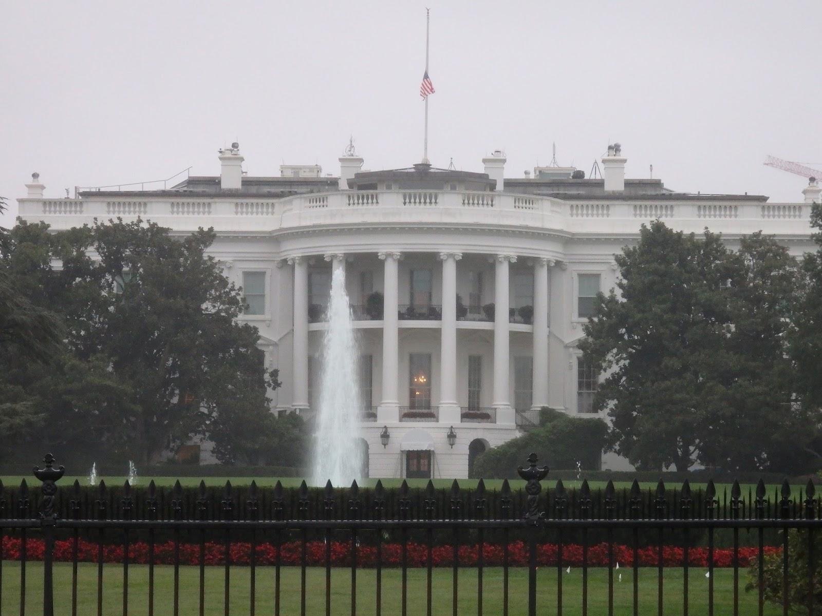 Washington d c la maison blanche et petite balade parmi les écureuils