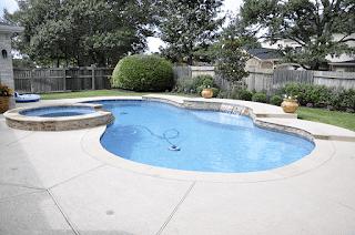 Custom Free Form Inground Pools 9