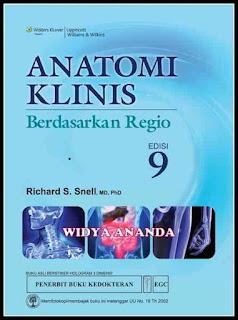 ANATOMI KLINIS BERDASARKAN REGIO (BERWARNA) ED. 09
