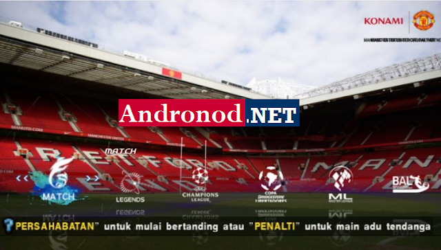 PES Jogress V2 Mod Liga Gojek Traveloka Save Data+Texture Terbaru