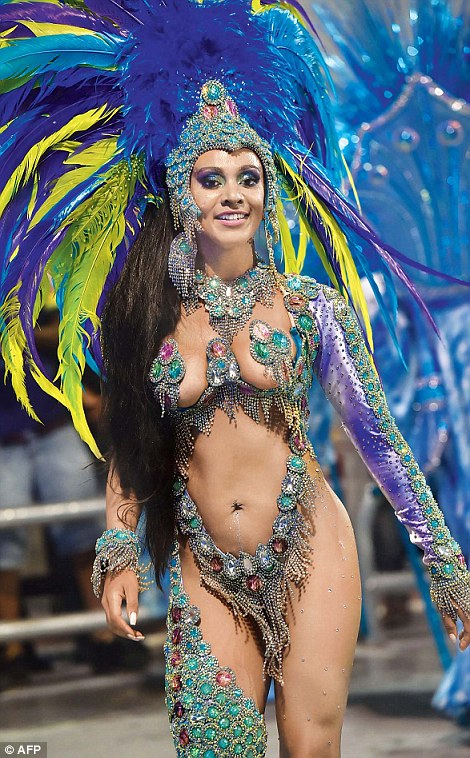 Ladies rock jaw-dropping skimpy costumes at the Brazil carnival(Photos)  sc 1 st  Temmy Isaacu0027s Blog & Wow! Ladies rock jaw-dropping skimpy costumes at the Brazil carnival ...