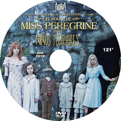 El hogar de Miss Peregrine para niños peculiares - [2016]