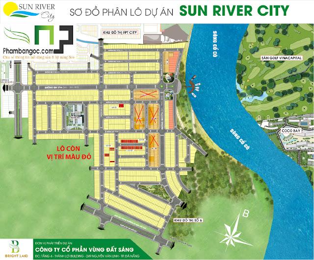 Sunriver City cập nhật danh mục các sản phẩm giai đoạn 3