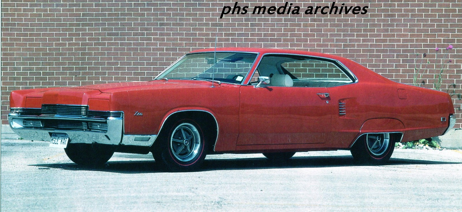 Full Size Muscle Made One Last Return From Mercury With The Marauder X 100  In 1969. Although They Appear To Be Identical, The 1970 Was Not A Carry  Over Car.