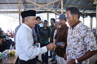 Ribuan Nelayan Pesisir Timur diasuransikan