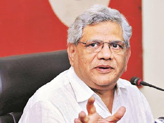 Sitaram Yechury says Modi will be defeated in 2019 like Vajpayee was in 2004.