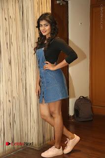 Actress Hebah Patel Stills at Nanna Nenu Naa Boyfriends Movie Interview  0116.JPG