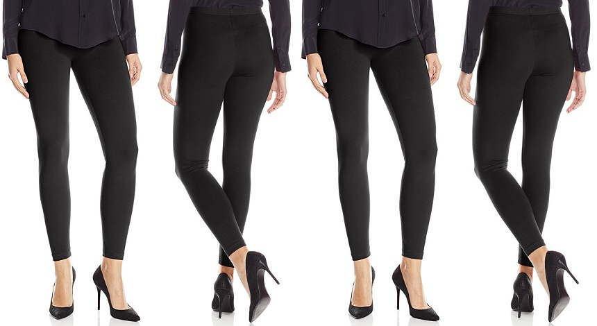 American Apparel Cotton-Spandex Jersey Leggings for only $14 (reg $28)