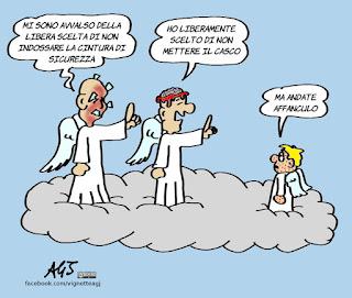 libertà di scelta, vaccini, novax, freevax, salute, sanità, vignetta, satira