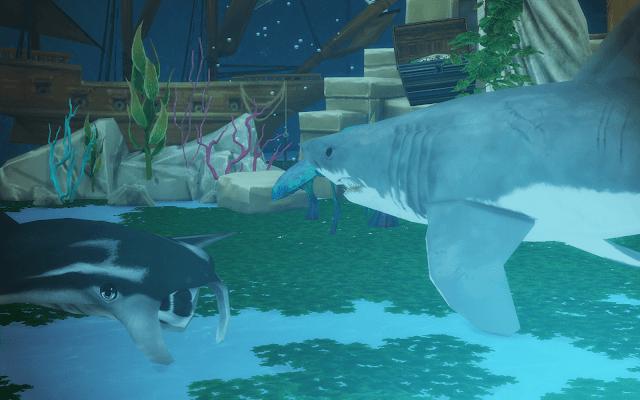 requins à télécharger sims 4