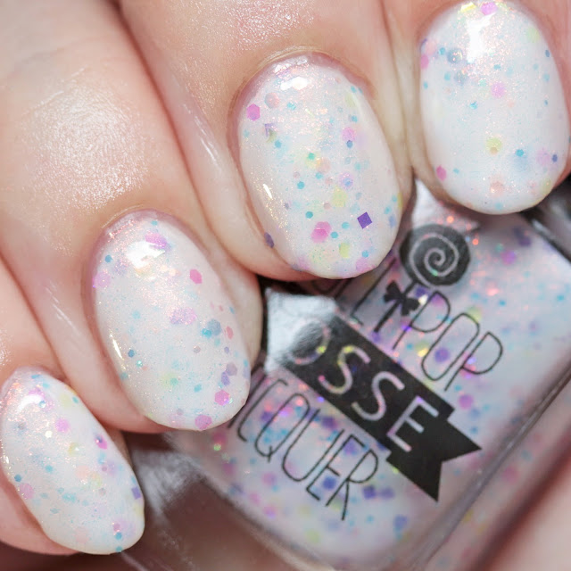 Lollipop Posse Lacquer Write Us Off the Page