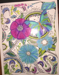 learn to create your own coloring pages by drawing structured patterns let me teach you how easy it is to make your own coloring book page with the