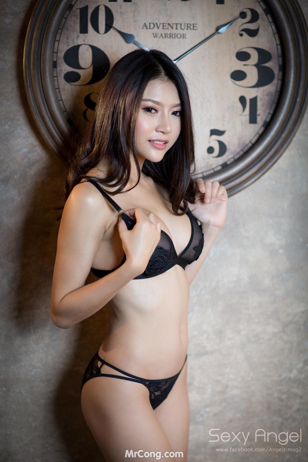 Image Thai-Model-No.484-Nirada-Guernongkun-MrCong.com-002 in post Thai Model No.484: Người mẫu Nirada Guernongkun (44 ảnh)