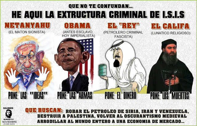 """Resultado de imagen de ayuda """"humanitaria"""" de EEUU y la UE  acaba en poder de ISIS"""