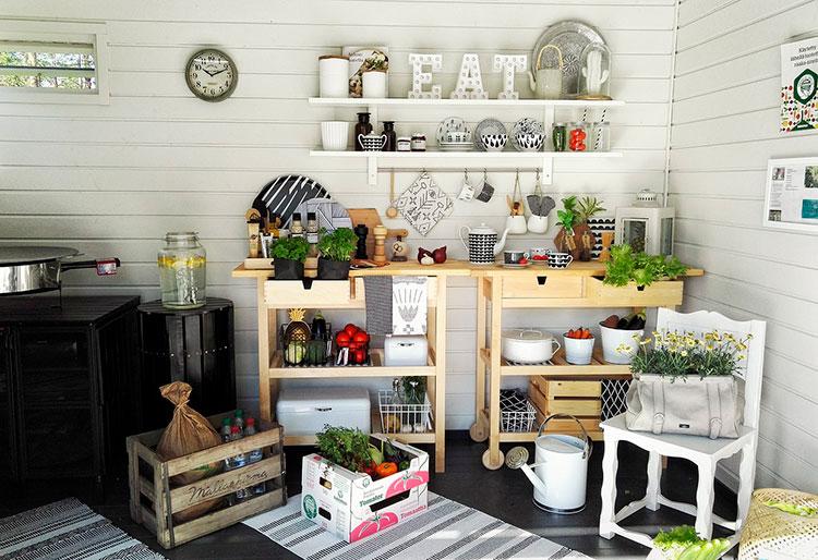 4 cocinas modernas que te enamorarán