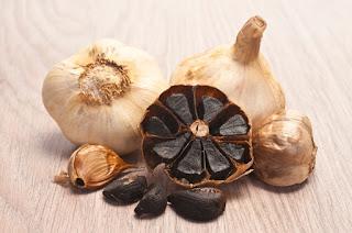black garlic health benefits
